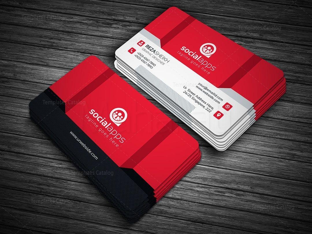 Image Result For 3d Business Card 2018 3d Business Card Business Card Template Card Template