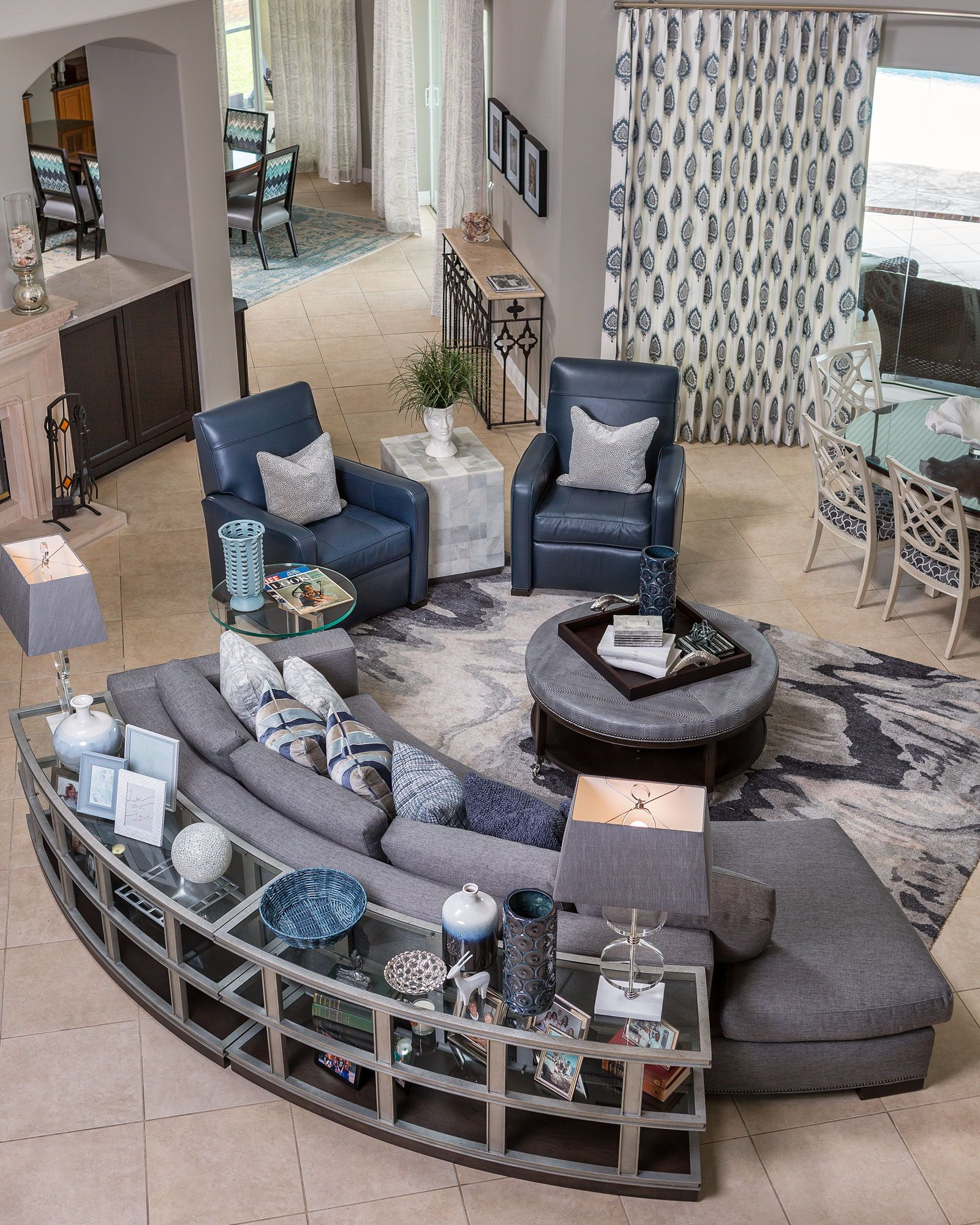 Designed By: In Detail Interiors In Pensacola, FL Creative