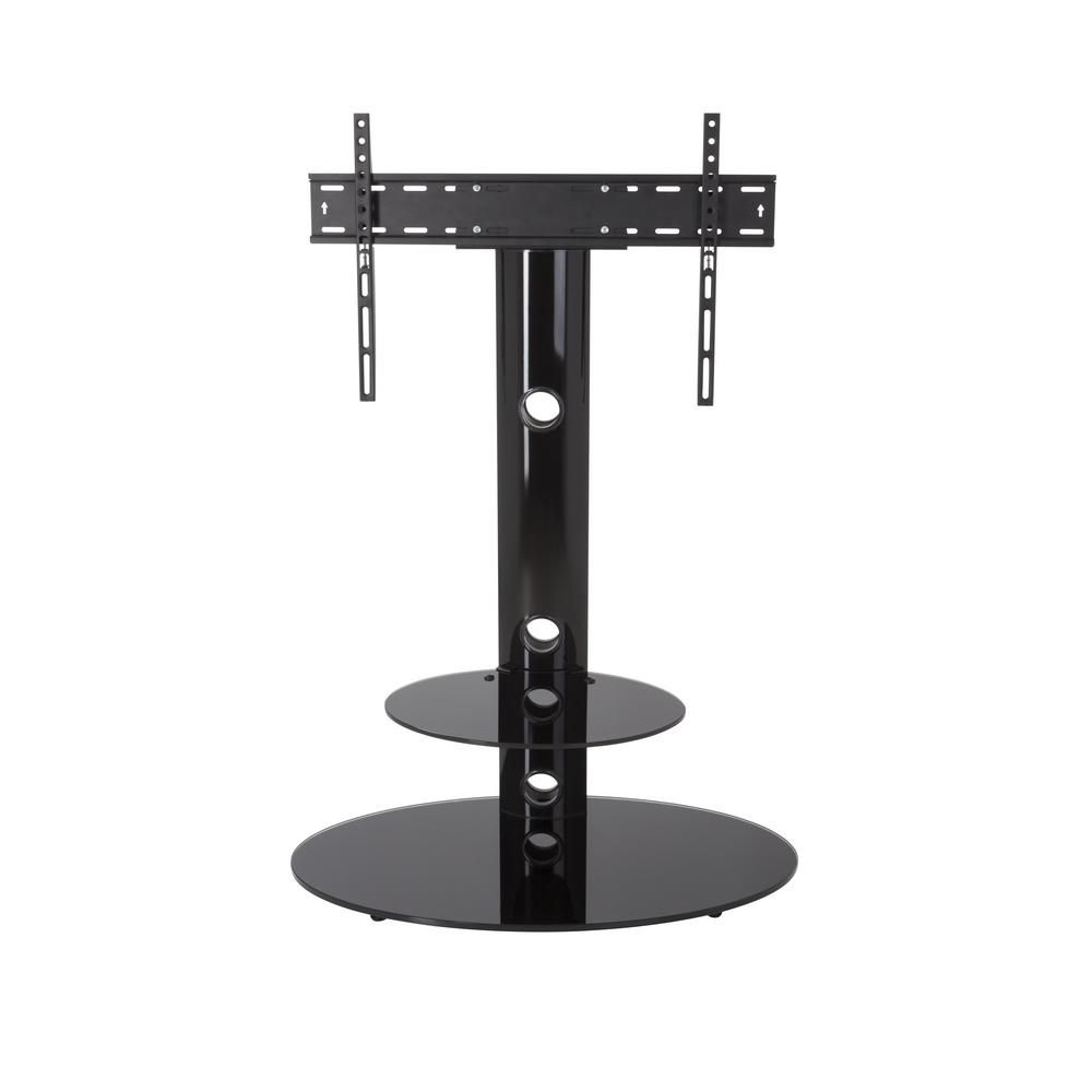 Tv television stands austin s furniture - Glass Swivel Stands For Large Screen Tvs Mountright 3100 Cantilever Tv Stand With Swivel For 32 33 34 35 Tv Stands Cabinets Pinterest Tv