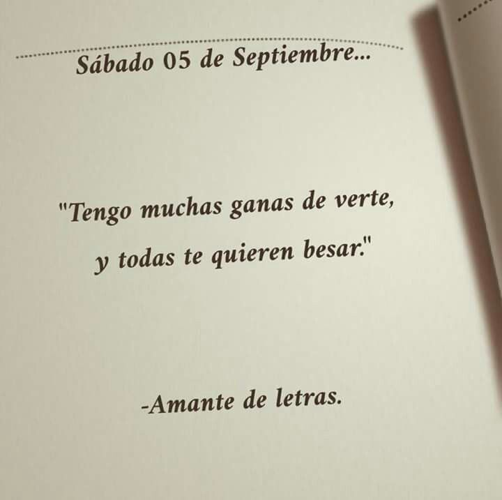 Todas Frases Bonitas Frases De Quiero Verte Frases Love