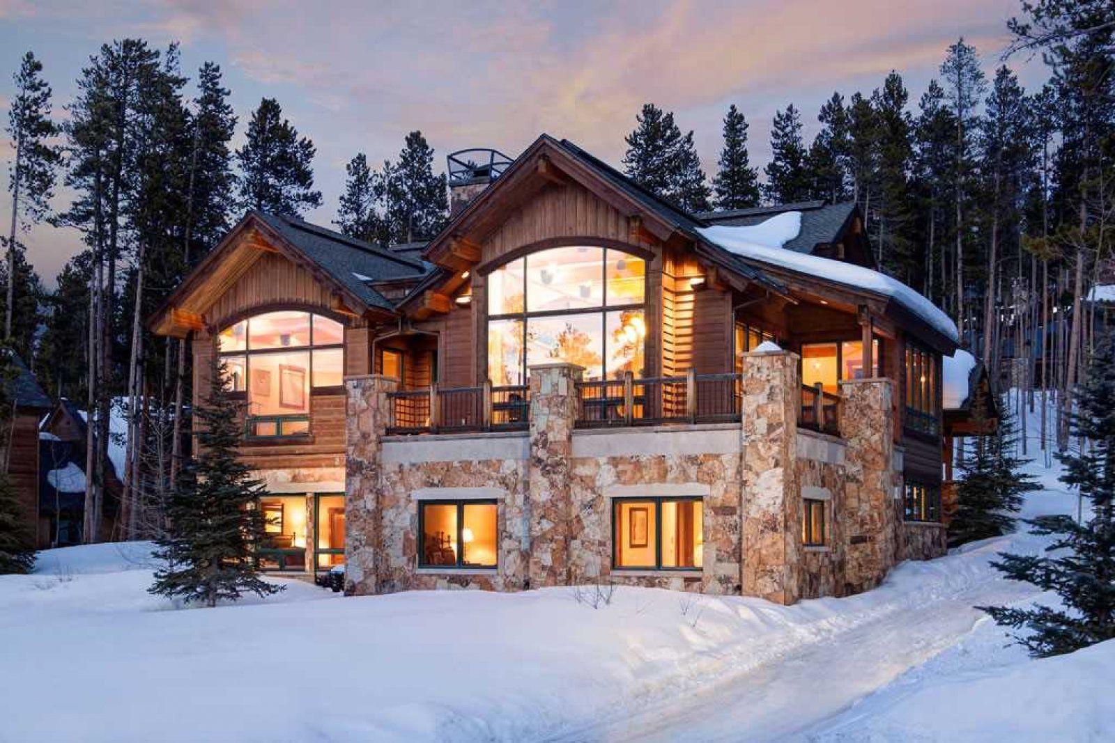 Breck mountain lodge breckenridge vacation villa in 2020