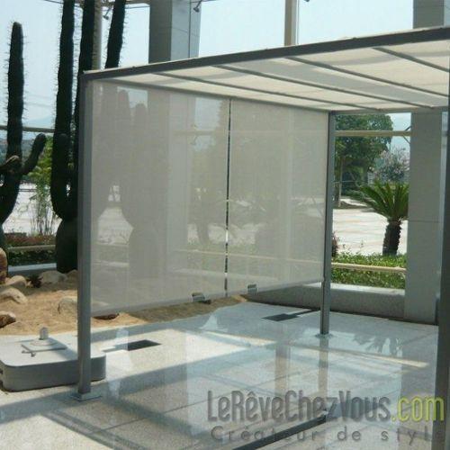 Pergola Design Tonnelle Aluminium Brise Soleil 3x3m Pergola Alu Pergola Et Pergola Design