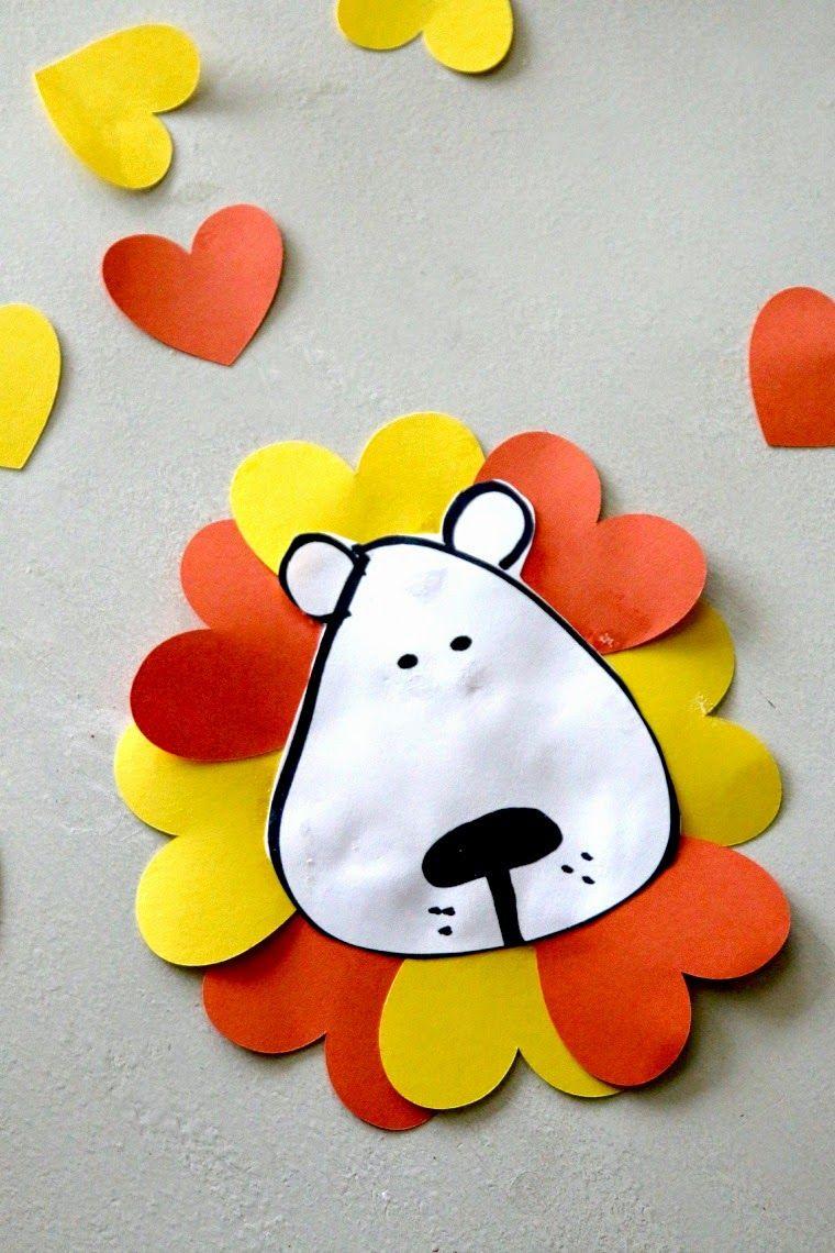 Sempre criança animais educação infantil pinterest craft