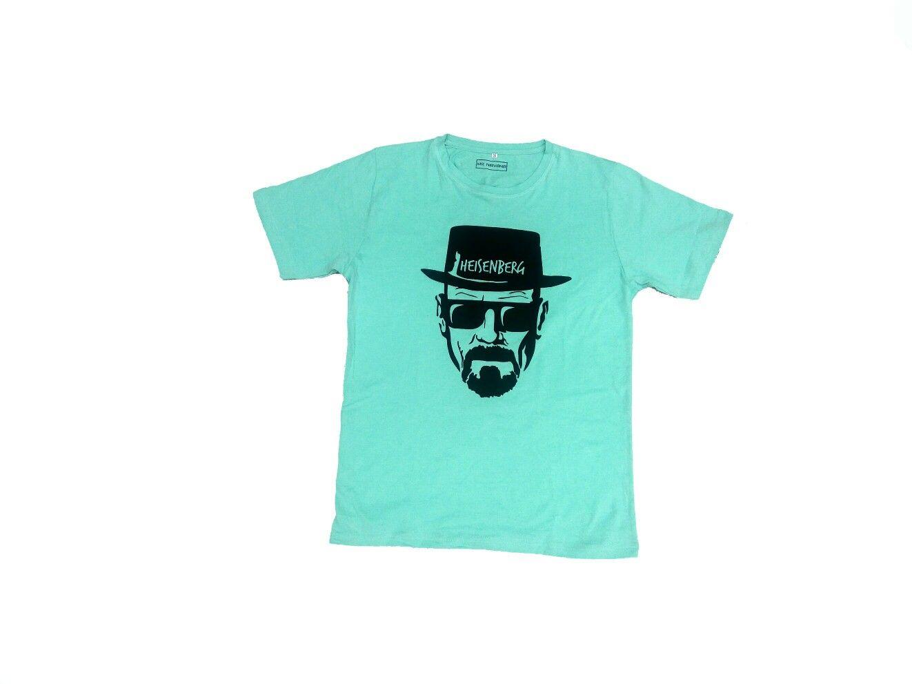 Cool Heisenberg (Breaking Bad) Tshirt only for 399 INR