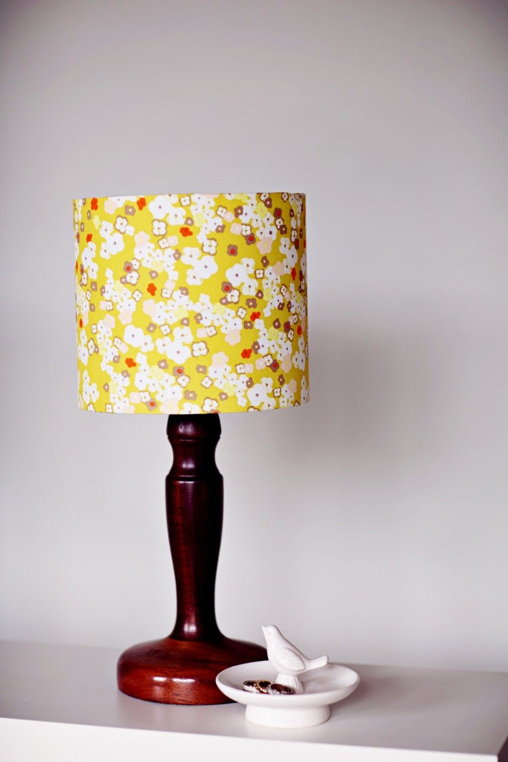 Lamp Shades Near Me Delectable Excited To Share The Latest Addition To My #etsy Shop Mustard Lamp Design Inspiration