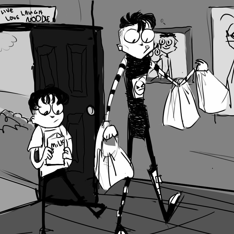 Pin by Chloee on Johnny the Homicidal Maniac Johnny and