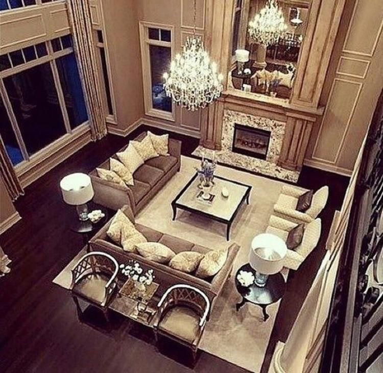 25+ Beauty Formal Living Room Design Inspirations LIVING ROOM