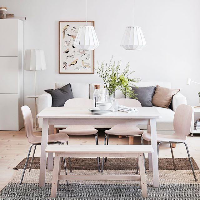 💓 #NORRÅKER #tafel #bankje #SVENBIRTIL #stoel #NORSBORG #zitbank ...