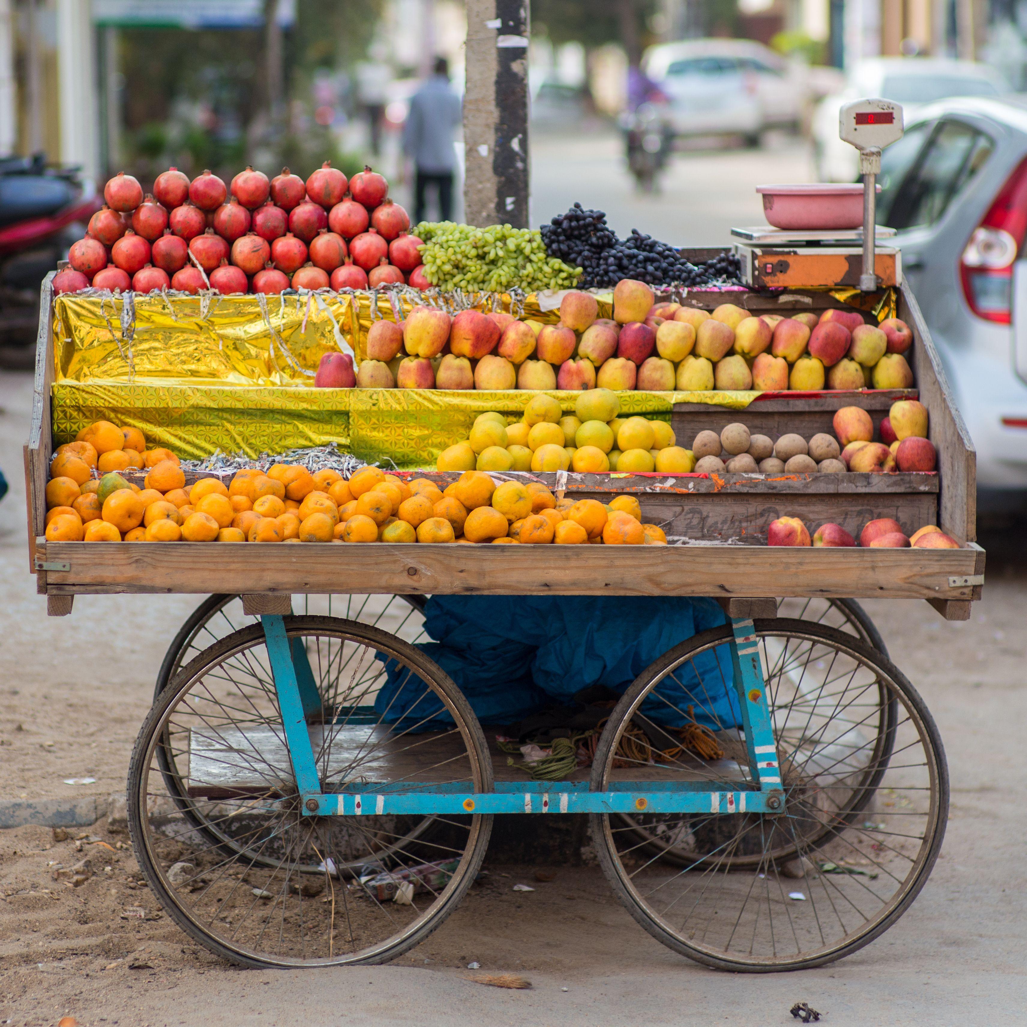 Mumbai markets the impact of supermarkets on traditional