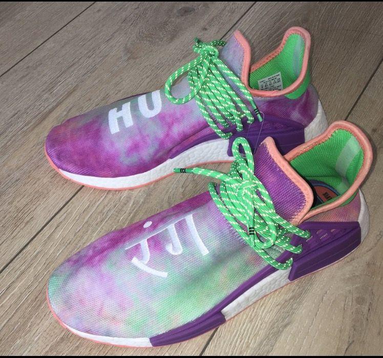 fc415ef57fd4db NMD human race tie dye Adidas Nmds