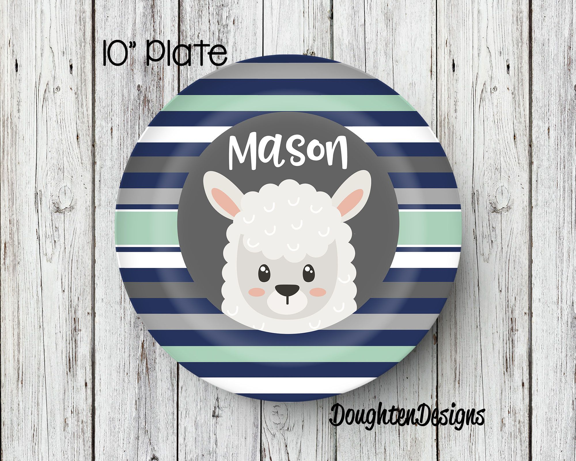 Llama Plate Alpaca plate Personalized Name Plate Personalized Melamine Plate Kids Dinner  sc 1 st  Pinterest & Llama Plate Alpaca plate Personalized Name Plate Personalized ...