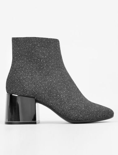 MM6 Maison Margiela Ray Ankle Boot Black