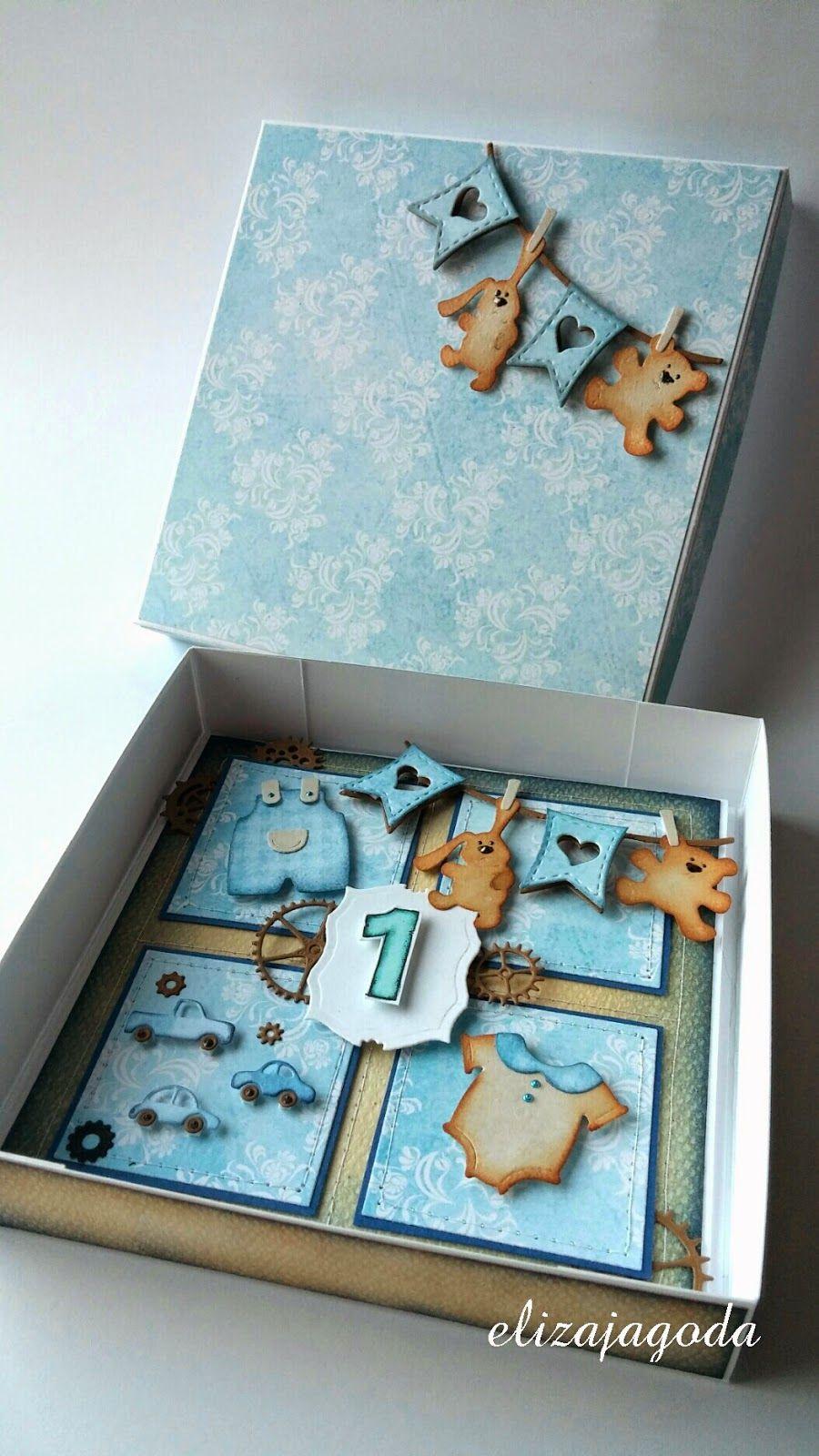 Kartka Na Roczek Baby Cards Kids Cards