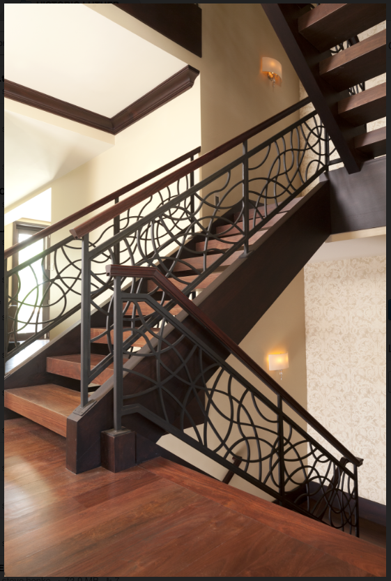 HISTORIC Studio Interior Design Minneapolis Luxury Home Staircase