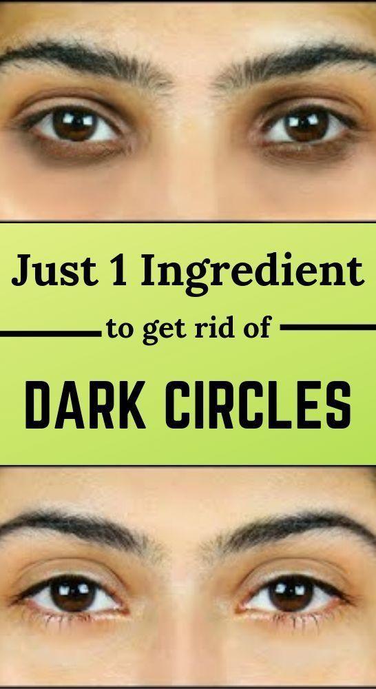 How to use baking soda to get rid of dark circle | Dark ...