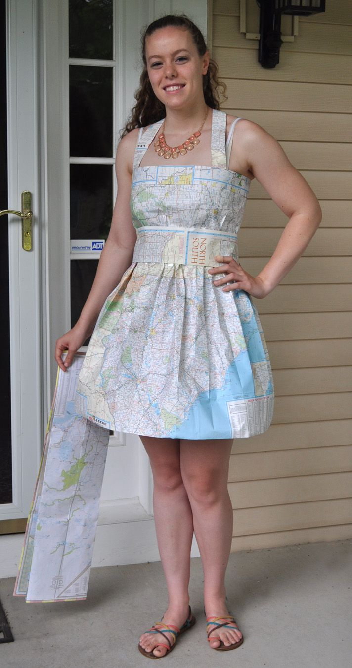 78+ images about abc ideas on pinterest | newspaper dress, duct