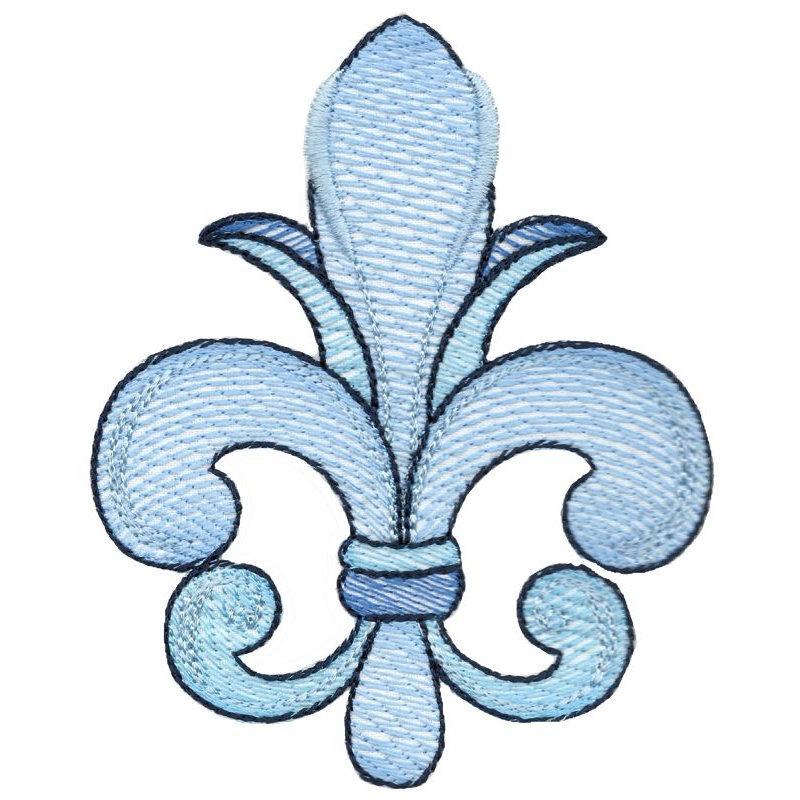 Mardi Gras Louisiana,Fleur DE Lis Applique Monag knit Dress New Orleans Mardi Gras