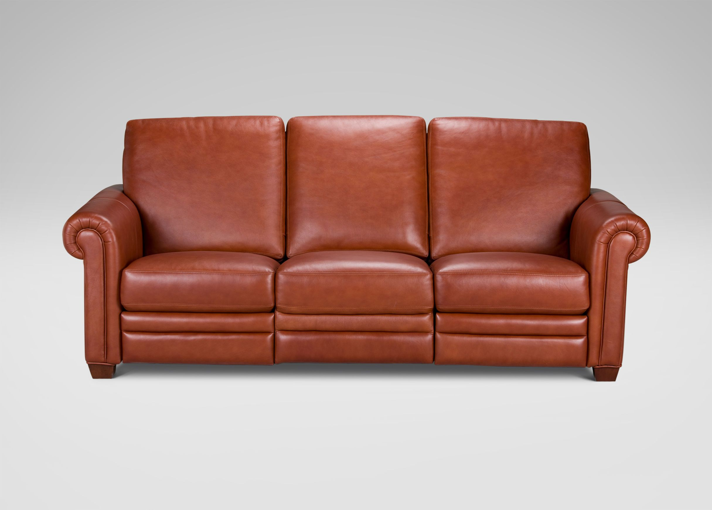 Recliner Sofa Ethan Allen Conor Leather Incliner Ethan Allen Like This One Home In