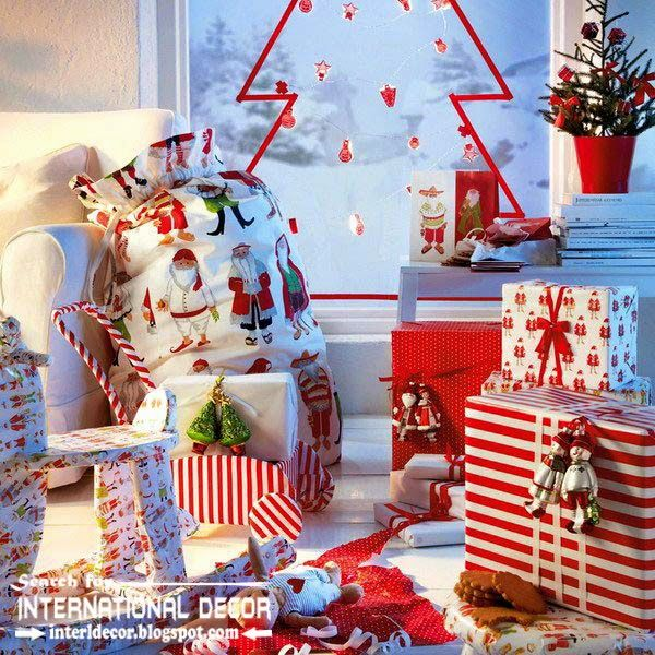 New Ikea Christmas decorations ideas 2015 for interior  Christmas