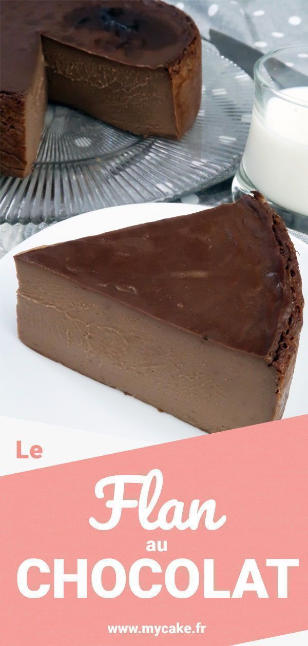 Flan au chocolat sans pâte #flanpatissier Découvrez la recette du flan pâtissier au chocolat ainsi que mes conseils & astuces pour les réussir facilement !  #flan #flanpatissier #chocolat #recette #patisserie #cakedesign #dessert #gâteau #mycake #dessertlegerfacile Flan au chocolat sans pâte #flanpatissier Découvrez la recette du flan pâtissier au chocolat ainsi que mes conseils & astuces pour les réussir facilement !  #flan #flanpatissier #chocolat #recette #patisserie #cakedesign #des #flanpatissier