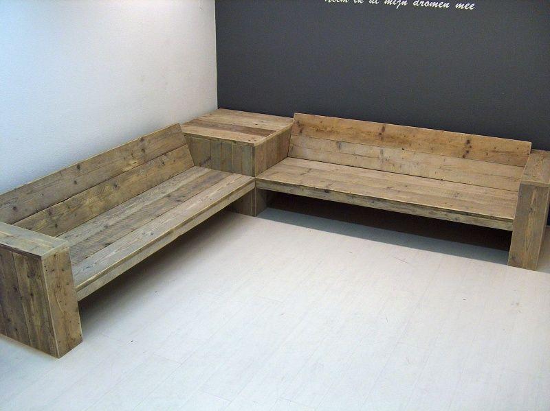 Canapé Dangle En Bois Banc En Palette Garden Furniture