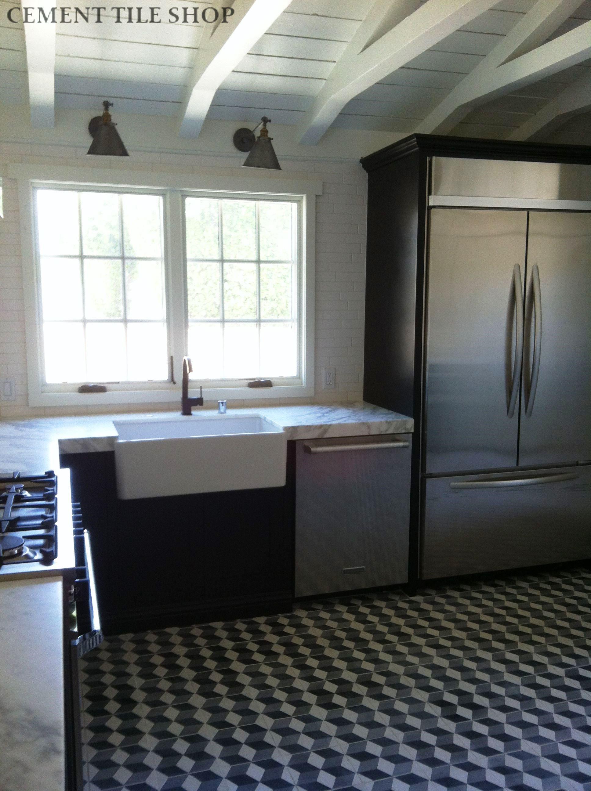 Cement Tile Shop - Harlequin Pattern 1   home renovation ...