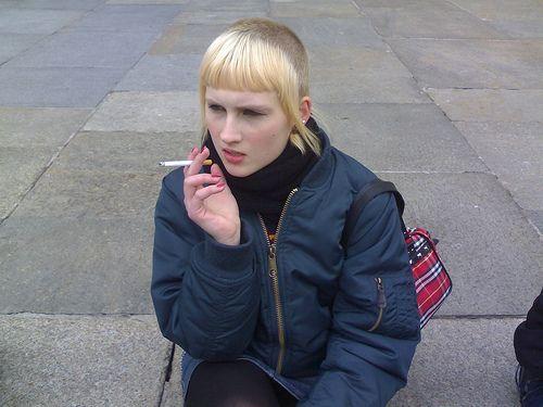 punk girls and skinhead girls porn pics