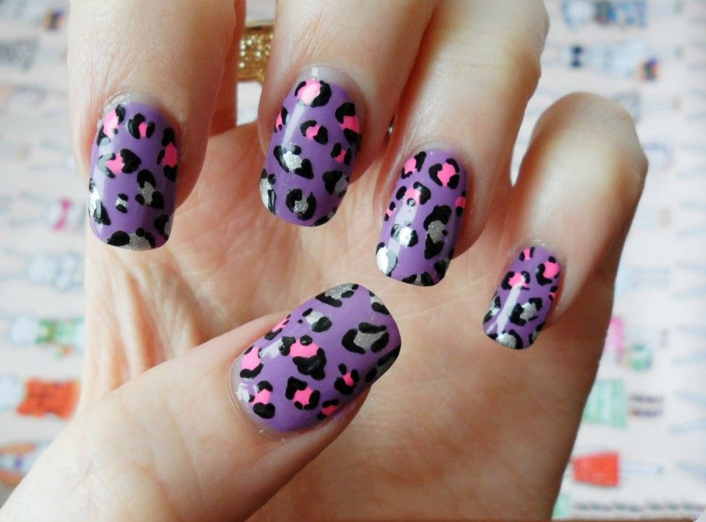 How to get healthy strong and beautiful nails leopard print how to get healthy strong and beautiful nails prinsesfo Images