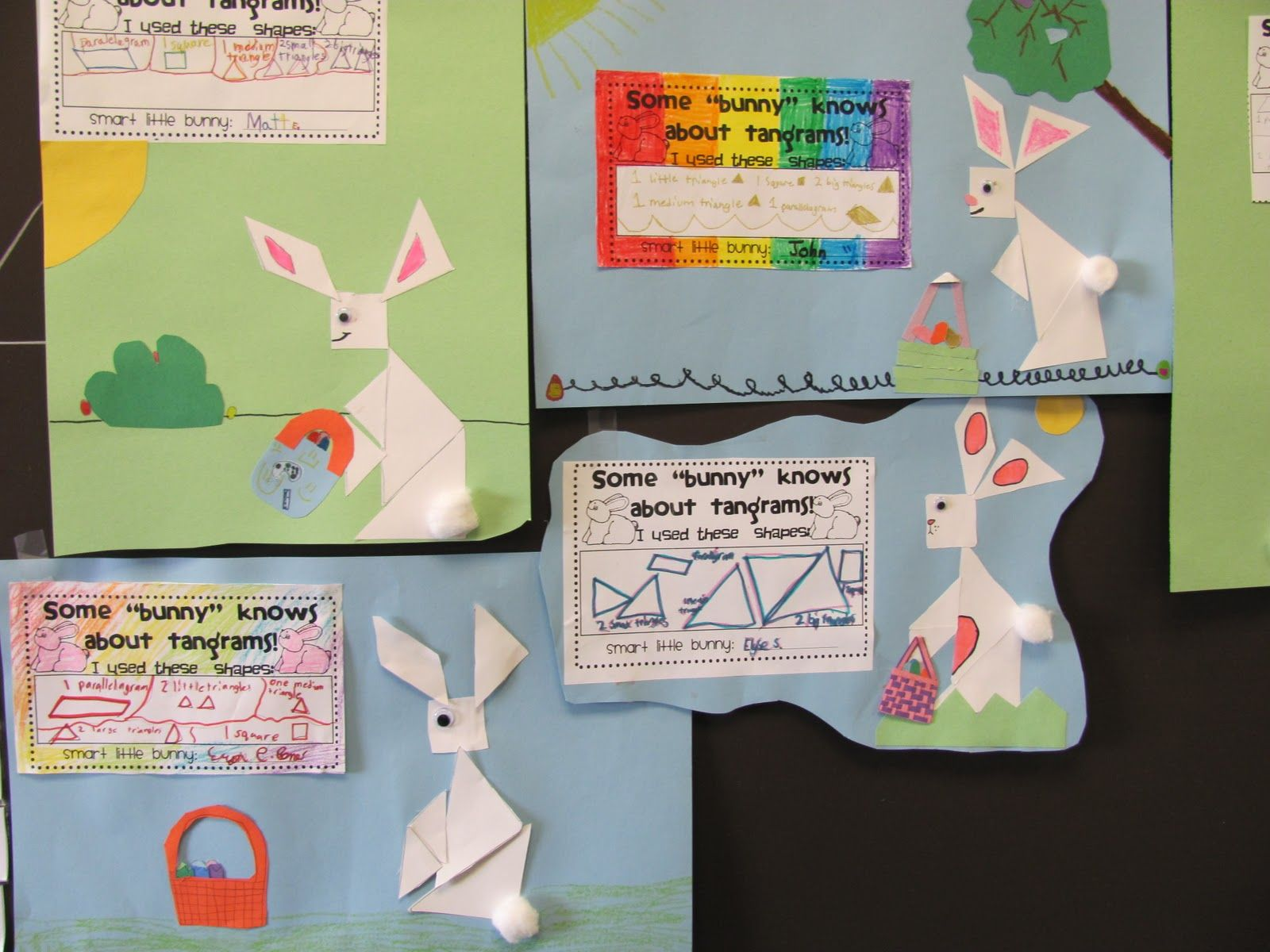 Geometry Tangram Lesson Craftivity And Book Lesson Plan