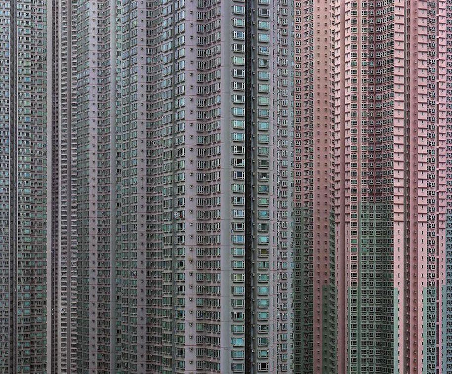 La densidad arquitectónica de Hong Kong en fotografías | OLDSKULL.NET