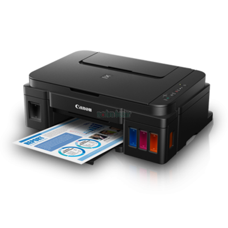 Canon Pixma G2000 All-In-One InkJet Printer Best Pinterest Pin of Computer Accessories.