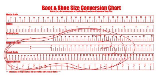 Women   shoe size chart uk also nahen schuhe pinterest rh
