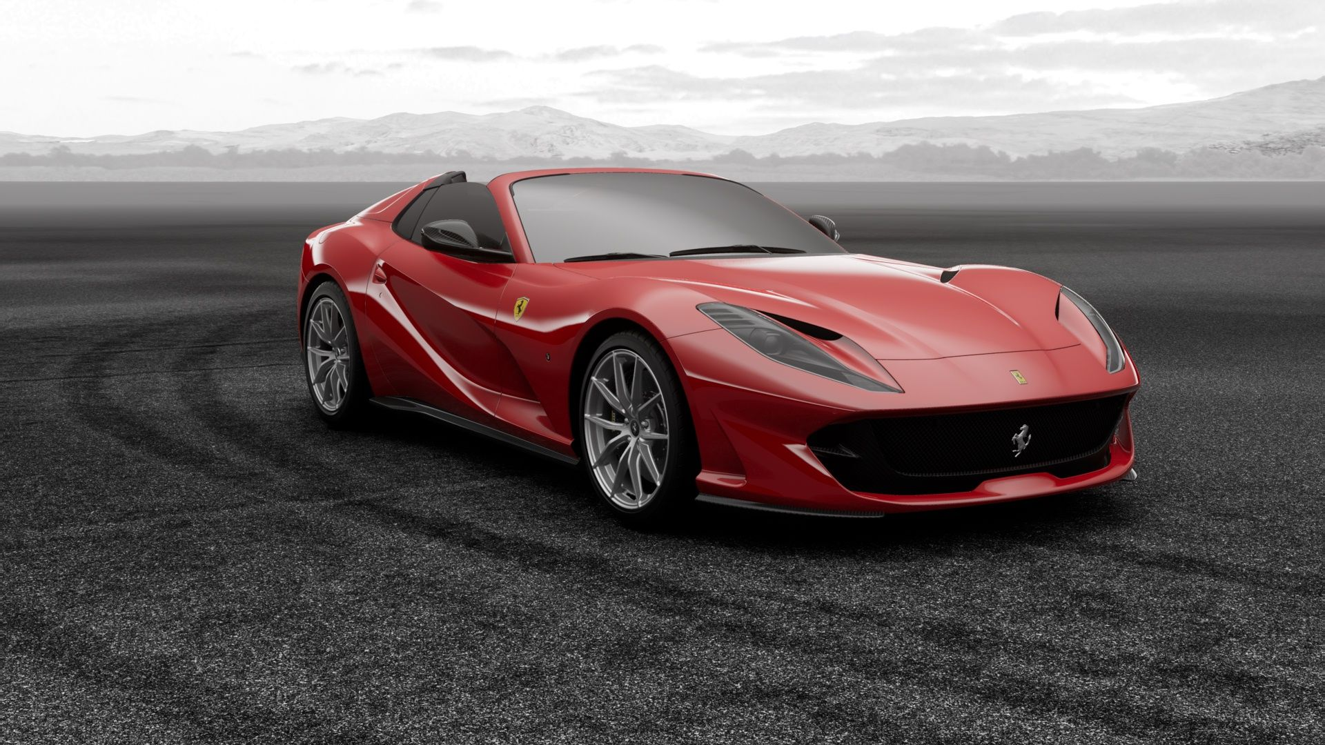 This Is My 812 Gts Build Your Own Ferrari 812gts Down To The Last Detail Ferrari Ferrari Dealership Car Inspiration