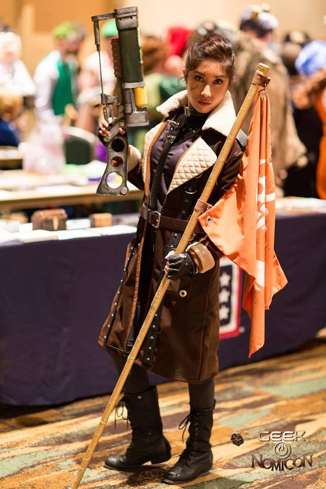 dweller Female cosplay vault
