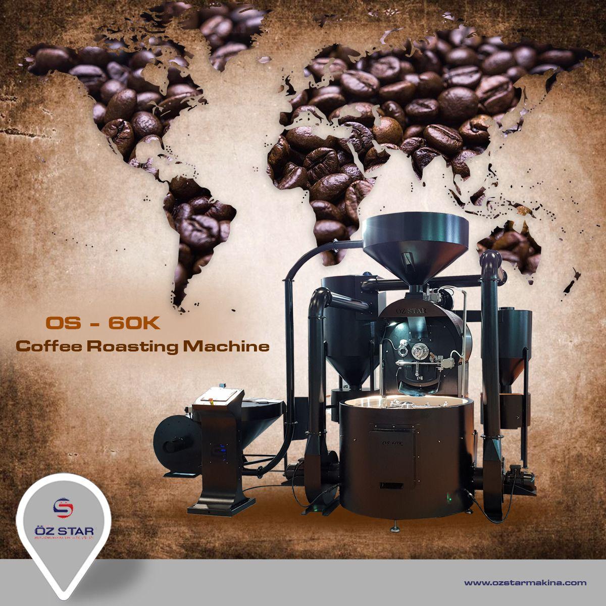 آلات تحميص القهوة 2021