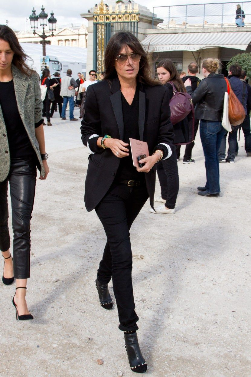 25 Times Emmanuelle Alt Killed it in a Pair ofJeans recommendations
