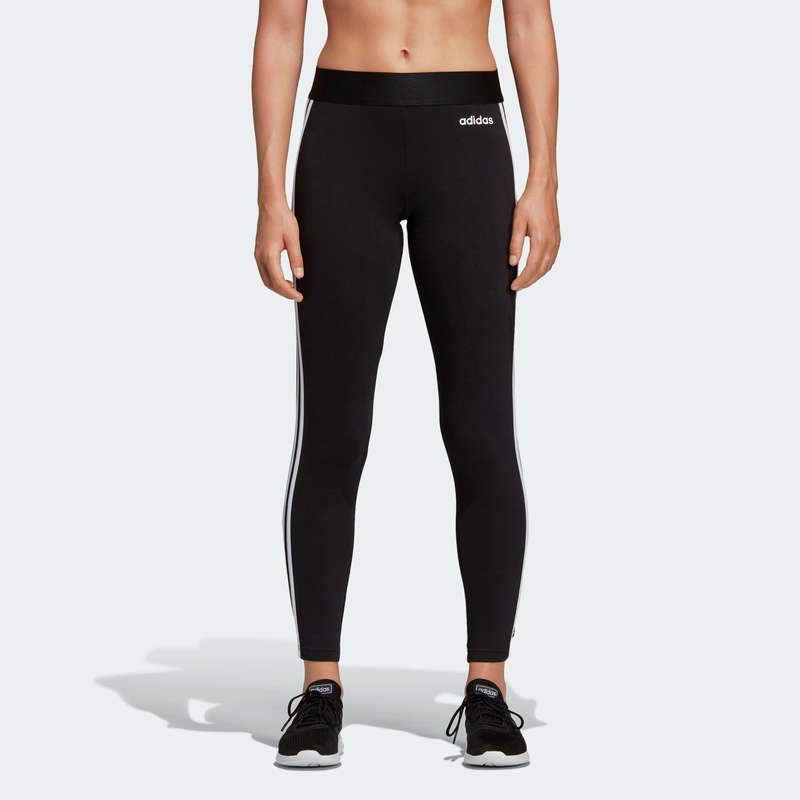 Noi Polo Legging Rovidnadrag Noi Legging Adidas In 2020 Striped Tights Black Adidas Black Tights