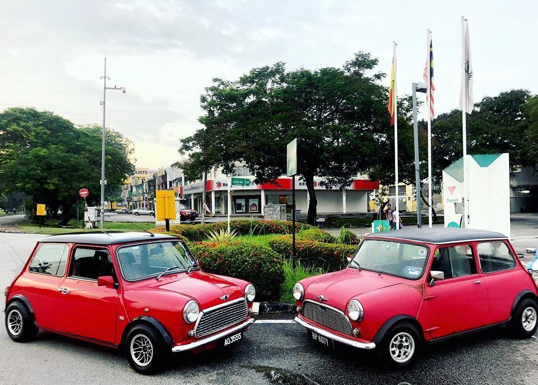 Mini Cooper Mk7 1271 Versus Morris Cooper Mk1 997 Classicmini