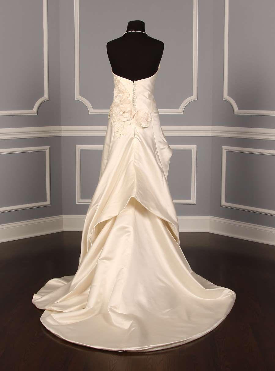 Anna Maier Ulla Maija 3204 Marielle Fleur Couture Wedding Gown Discount Designer Wedding Dresses Couture Wedding Gowns Dresses