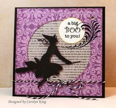 handmade halloween cards google search - Handmade Halloween Cards Pinterest