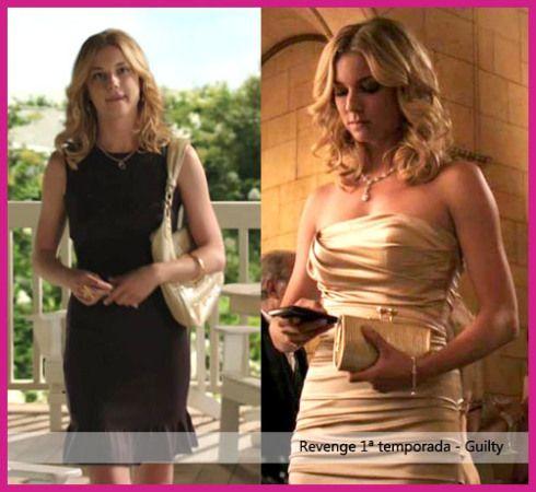 I love Emily's outfits on Revenge!!