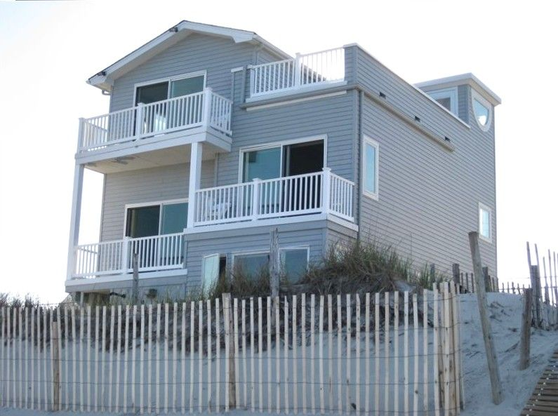 Brant Beach Vacation Rental Vrbo 287026 4 Br Long Beach Island House In Nj Oceanfront Contemporary Home With Amazing Oc Island House House Rental Vacation