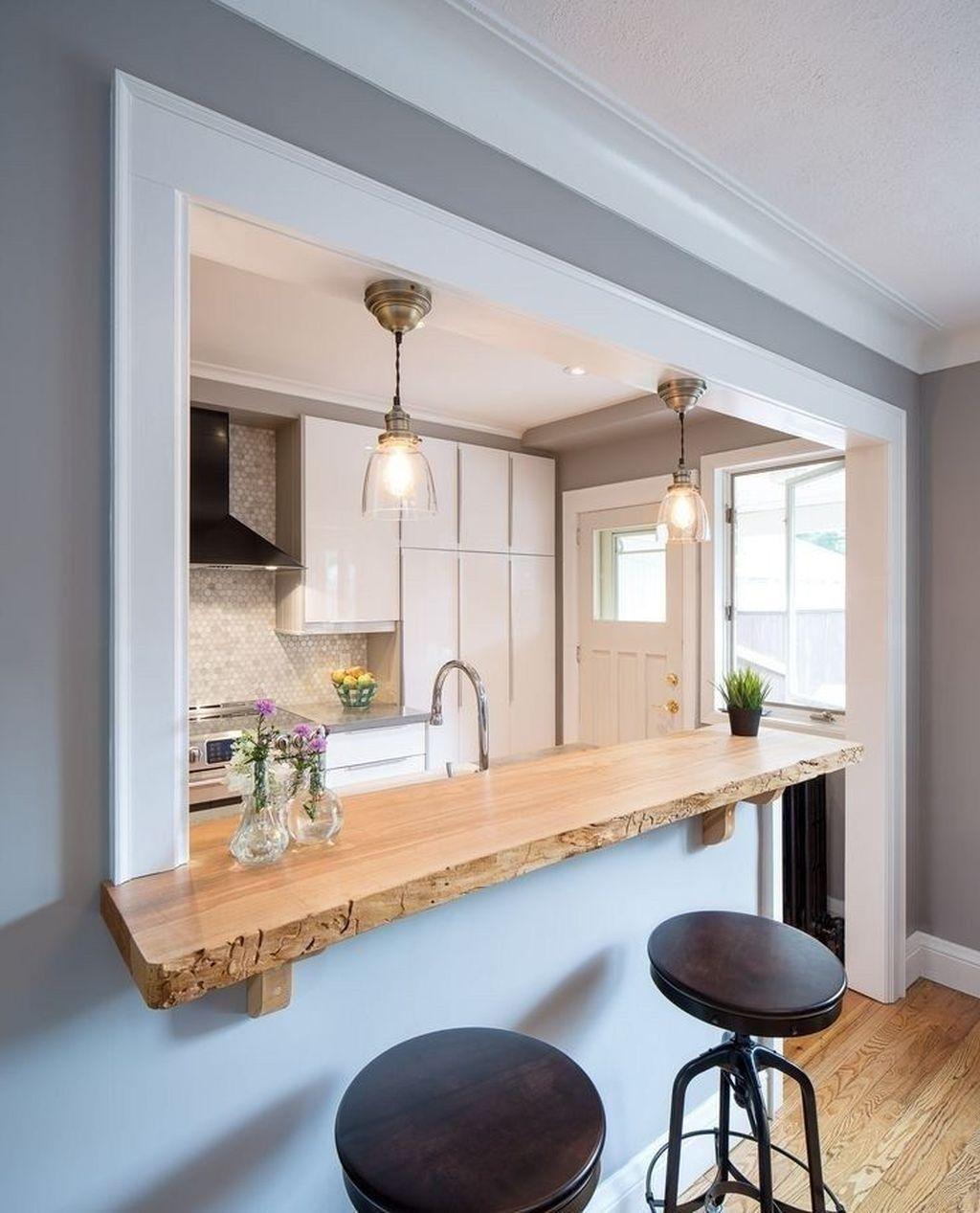 Bancone Bar Per Casa 30 latest small apartment kitchen decor ideas to copy nel