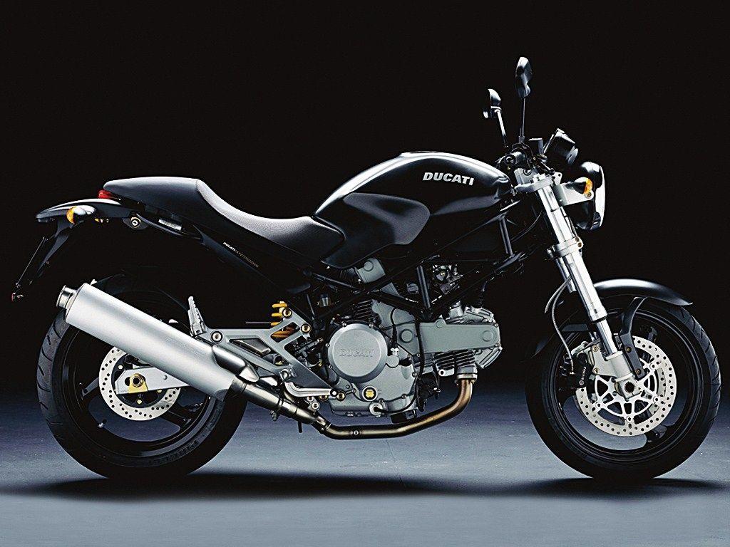Ducati Monster 620 Dark (2005)