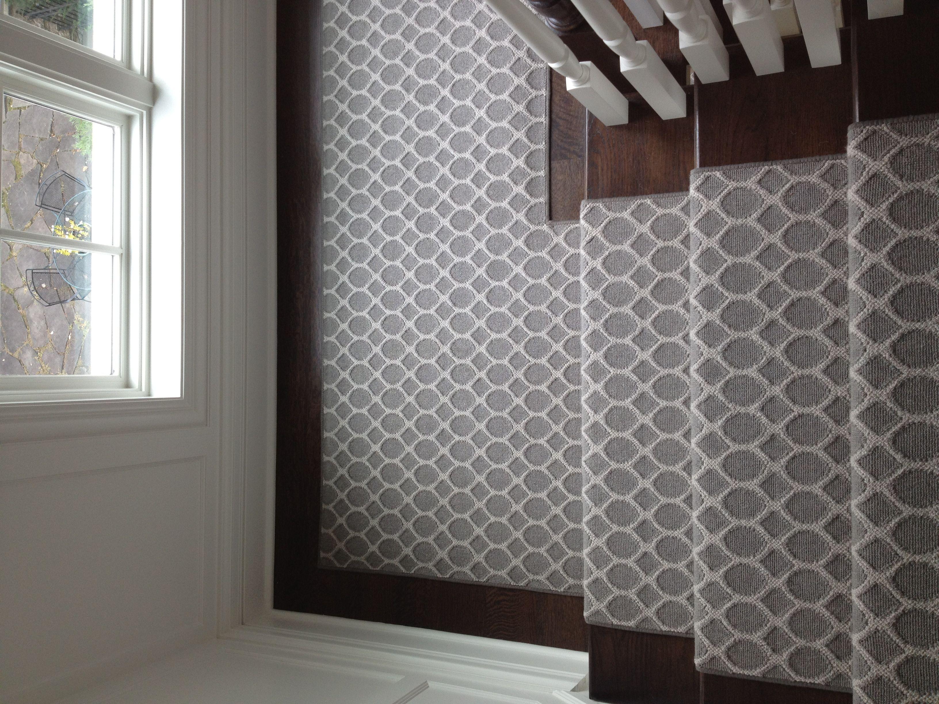 carpet runner up stairs