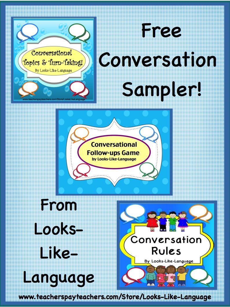Try out some of the worksheets from my best selling conversation ...