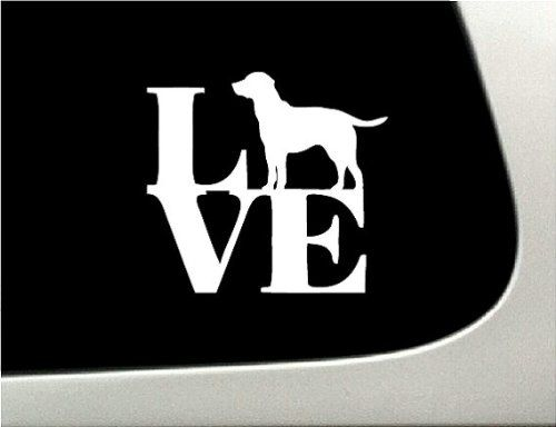 LOVE Labrador Retriever Dog Puppy Text Vinyl Car Sticker Symbol Silhouette Keypad Track Pad Decal Laptop Skin Ipad Macbook Window Truck Motorcycle SSC inc. http://www.amazon.com/dp/B00LGZQ0RU/ref=cm_sw_r_pi_dp_CkHUtb0R1R5A73BP