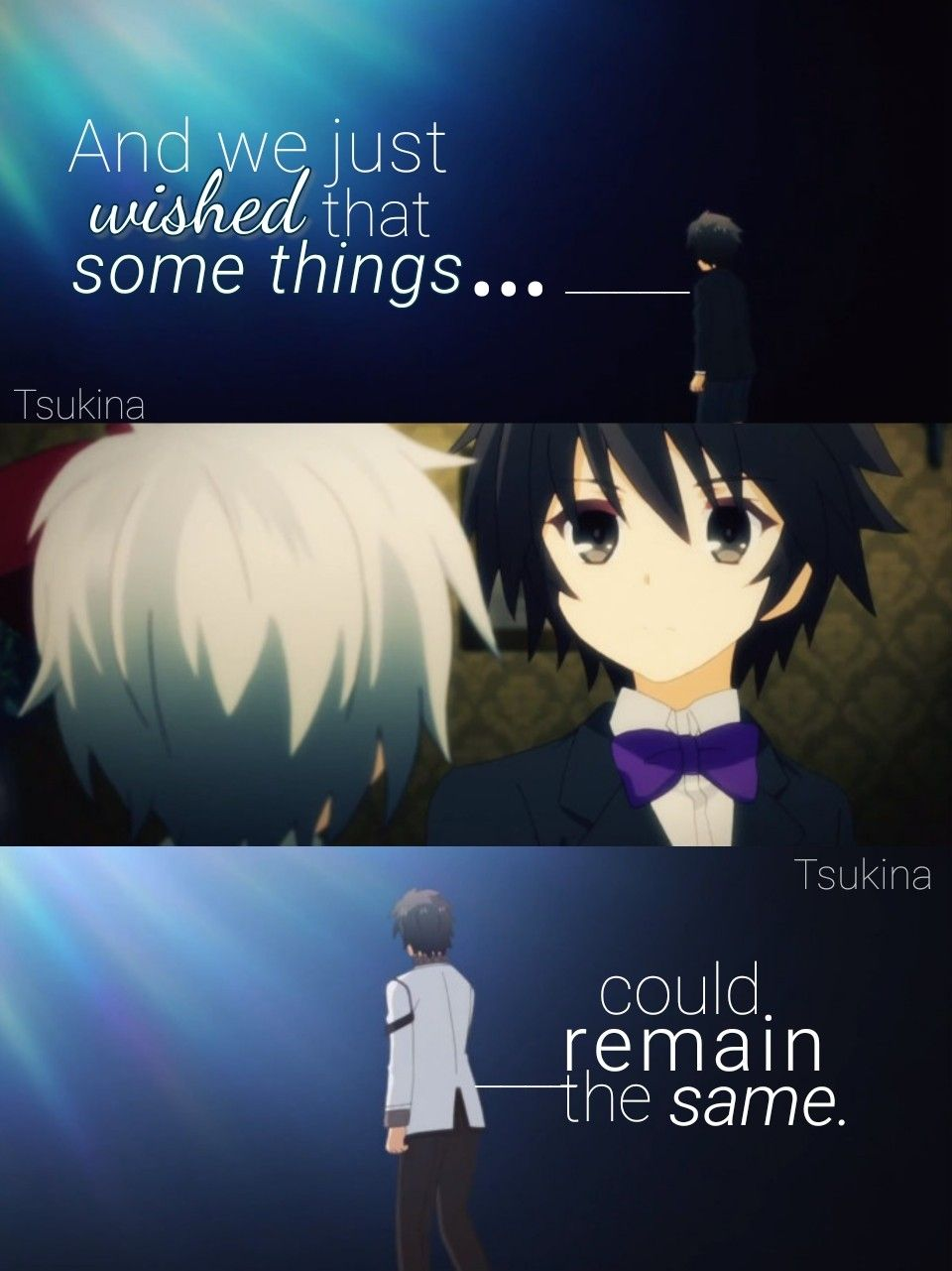 Anime Emo Quotes About Suicide: Sad Anime Quotes