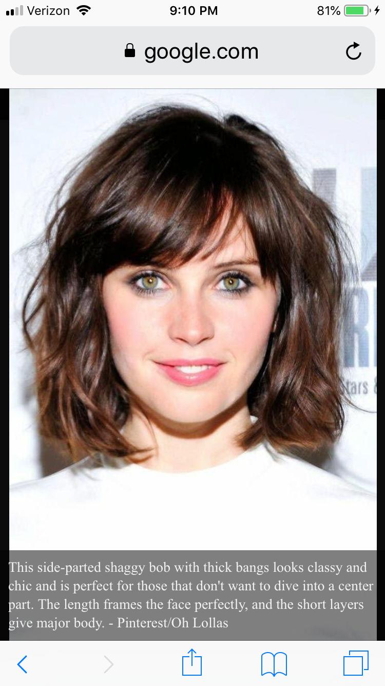 Pin By Lynn Amsil On Haircut Short Wavy Hair Short Hairstyles For Thick Hair Thick Hair Styles