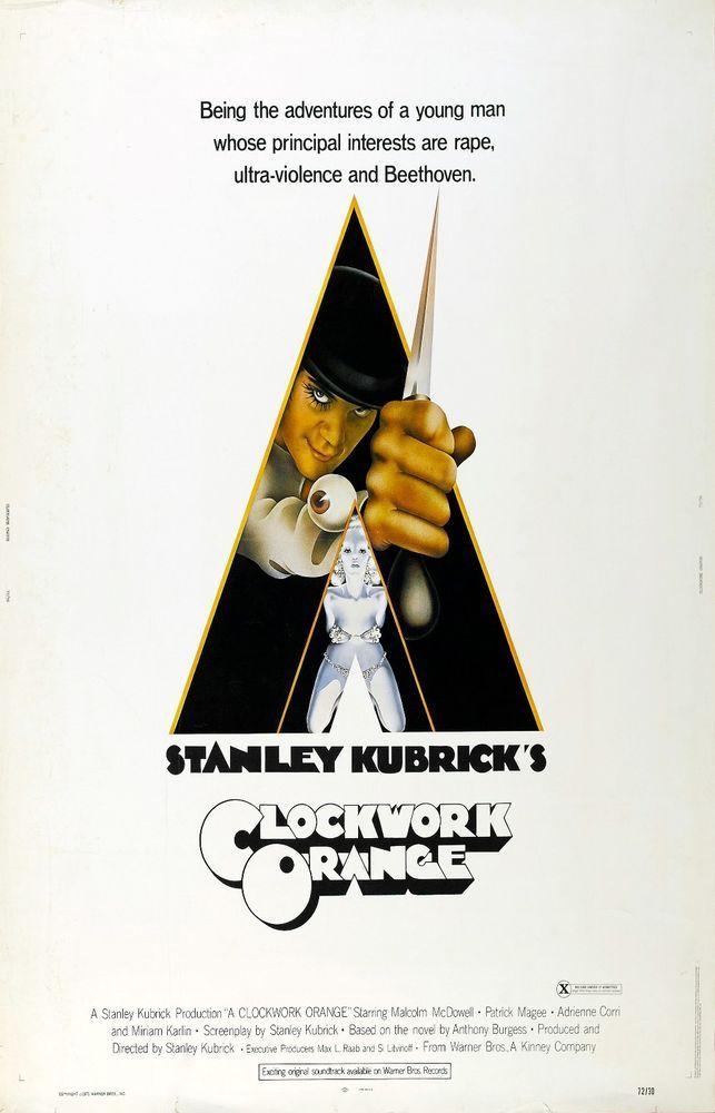Buffy The Vampire Slayer Once More With Feeling Soundtrack Mondo Blue Vinyl Lp Clockwork Orange A Clockwork Orange Movie Stanley Kubrick